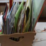 家庭の書類の整理法!ためこんだ書類を素早く整理するコツとは?