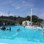 館山・波左間海水浴場は海水プールもシャワーも無料!赤ちゃん連れにもおすすめ