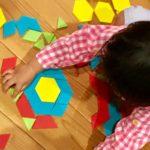 3歳からの知育おもちゃ!幼児教室でも定番の「タングラム」の効果とは?